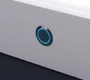 Détails bouton allumage coffret lumineux