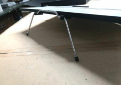 Trépied de la table à dessin portative